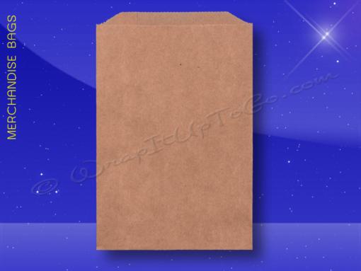 Merchandise-Bags—Natural-Kraft—Fischer-Paper—1702