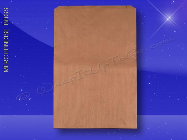 Merchandise-Bags—Natural-Kraft—Fischer-Paper—1710