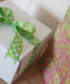 wrapituptogo.com - Southern Champion Cake Box ideas