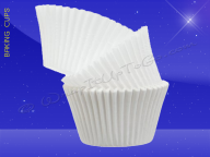 "Baking Cups - 1 1/2"" x 1"" Wall - 3 1/2"" Overall Diameter Baking Cup - Overstock Sale"