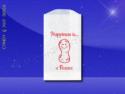 Peanut Bags – 3-1/2 x 6-1/2 – Printed 1