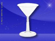 MT696 Commet 6oz Martini Glasses