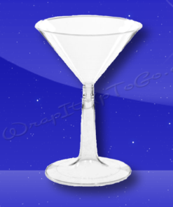 MT696 Commet 6oz Martini Glasses