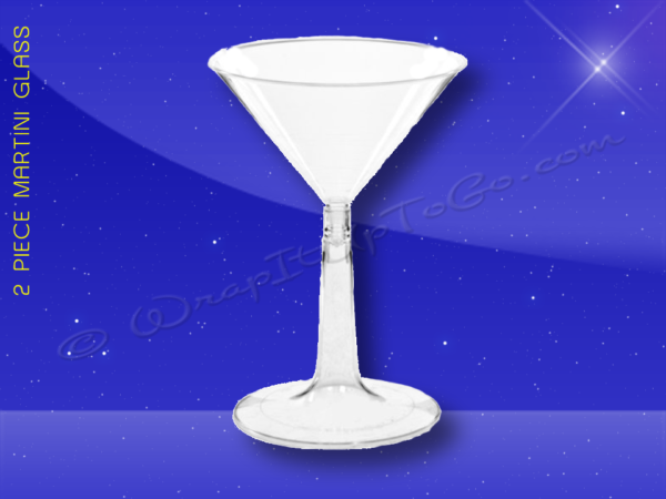 MT696 Commet 6oz Martini Glasses 1