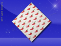 Dry Wax Sheets – 12 x 12 – Red Peppers 1