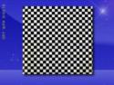 Dry Wax Sheets – 12 x 12 – Black Checkerboard 1
