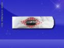 Foil Hot Dog Bags – 3-1/2 x 1-1/2 x 12 – Printed Hot Dog 1