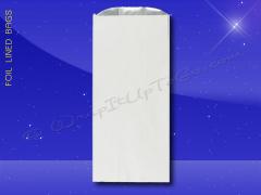 Foil Lined Bags - 1/2 Gallon - 6-1/2 x 4-3/8 x 15 - Plain