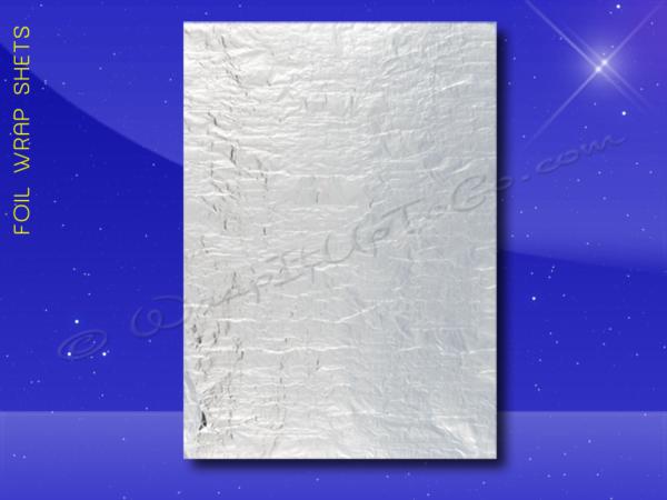 Foil Wrap Sheets – 10-1/2 x 14 – Plain 1