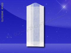 Glassine Bags - 2-1/2 x 1-1/4 x 6-1/4 - 1/4 Lb.