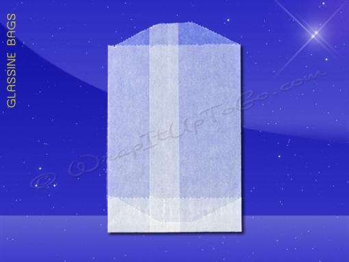Glassine Bags – 2-3/4 x 4-1/4 – 1 oz