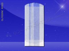Glassine Bags - 3-1/2 x 1-1/2 x 7-3/4 - 3/4 Lb.