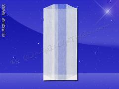 Glassine Bags - 3-1/2 x 2-1/4 x 7-3/4 - 1 Lb.