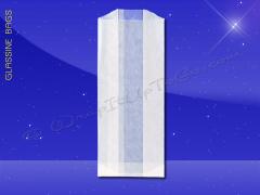 Glassine Bags - 3-1/2 x 2-1/4 x 9 - 1-1/2 Lb.