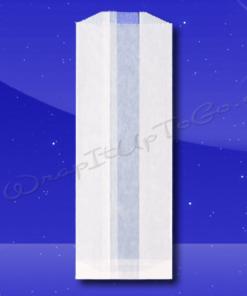 Glassine Bags – 4 x 2-3/4 x 11 – 2-1/2 Lb