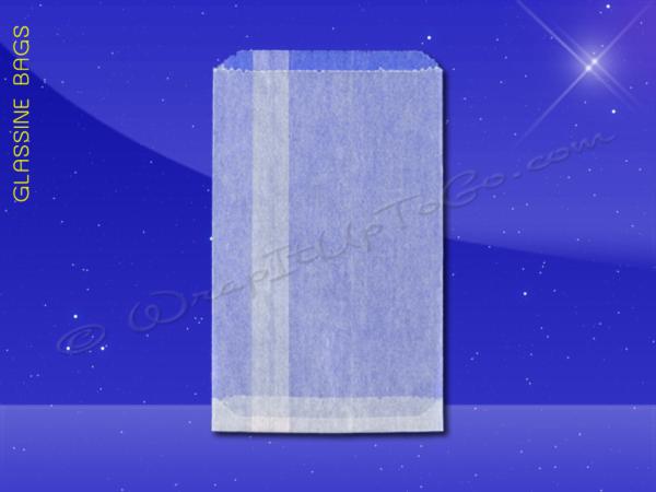 Glassine Bags – 3-3/4 x 6-1/4 – 1/4 Lb
