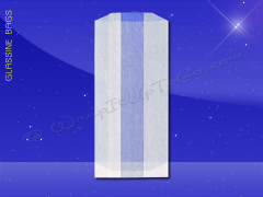 Glassine Bags - 4-1/2 x 3-1/4 x 9-3/4 - 3 Lb.