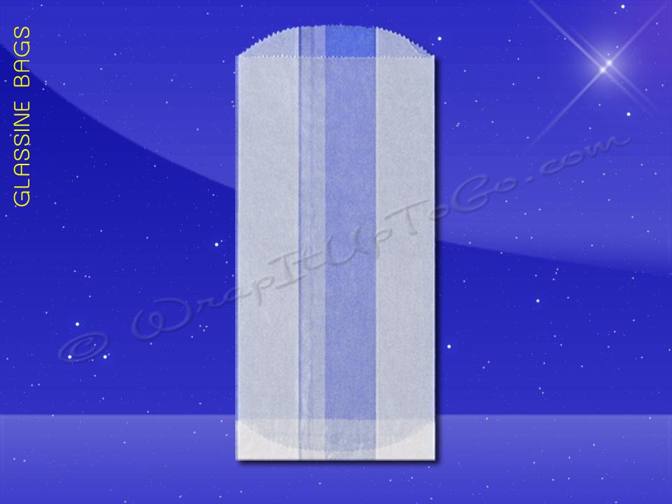 Glassine Bags – 5-1/2 x 3-1/4 x 12 – 5 Lb