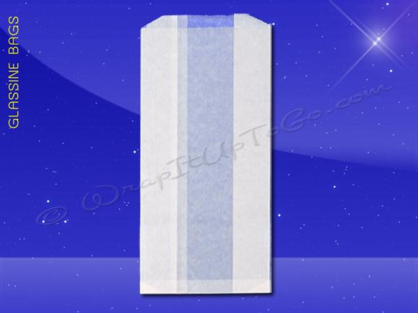 Glassine Bags – 6 x 3-1/2 x 13 – 6 Lb