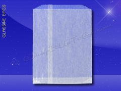 Glassine Bags - 6-3/4 x 9 - 2 Lb.