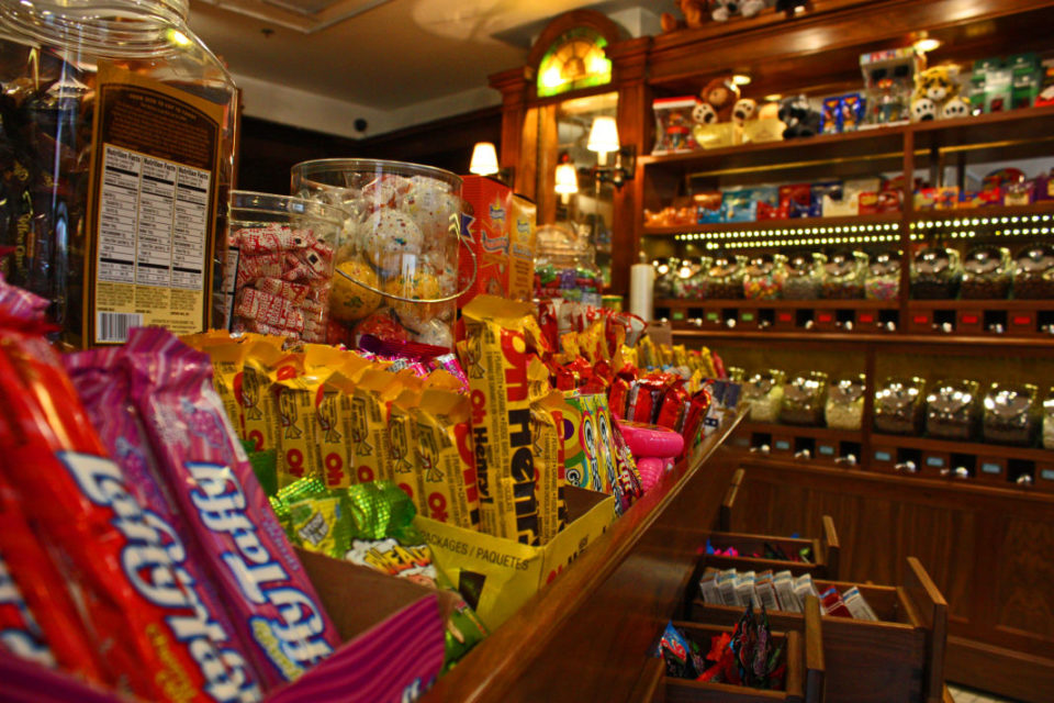 Candy Bags & Nut Bags
