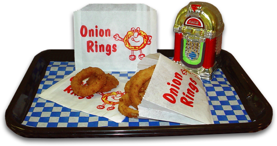 WrapItUpToGo Onion Ring Bags