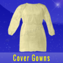 Strong Yellow Cover Gowns